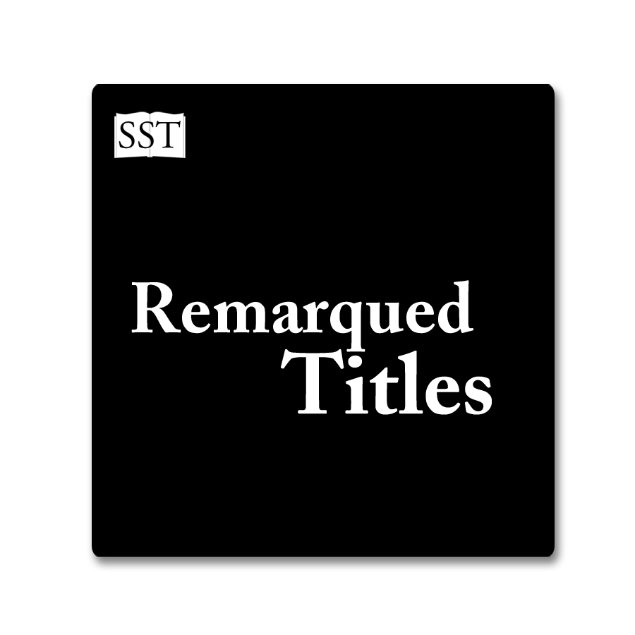 Remarqued Titles